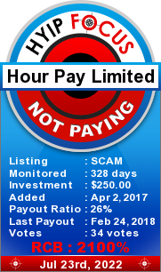 hyipfocus.com - hyip hour pay limited